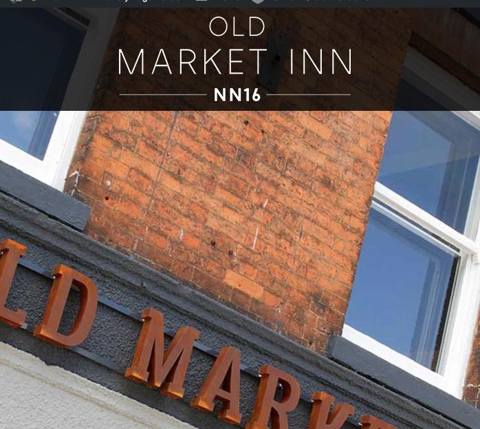Old Market Inn Kettering